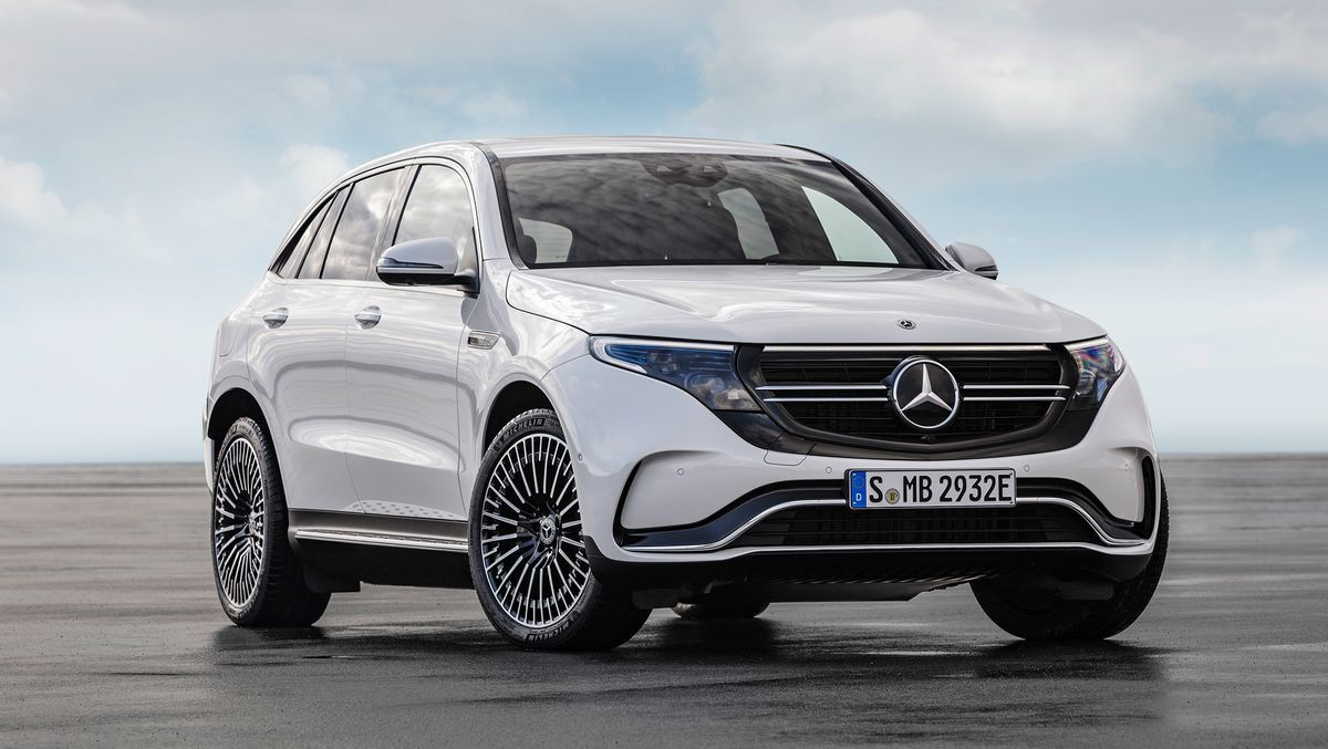 2021 Mercedes Benz Eqc Review Pricing And Specs