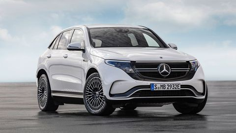 2020 Mercedes-Benz EQC400
