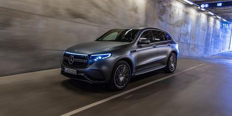 Mercedes Benz Lease Deals 0 Down >> 2020-Mercedes-Benz EQC – Electric Mercedes SUV