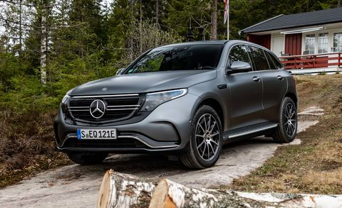 2020 mercedes benz eqc