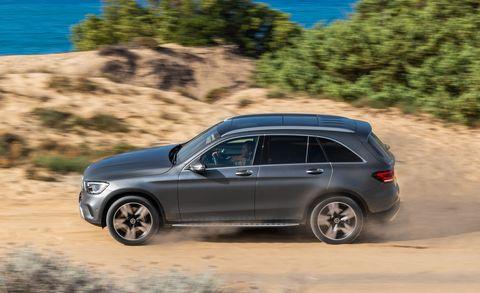 2020 Mercedes-Benz GLC Class