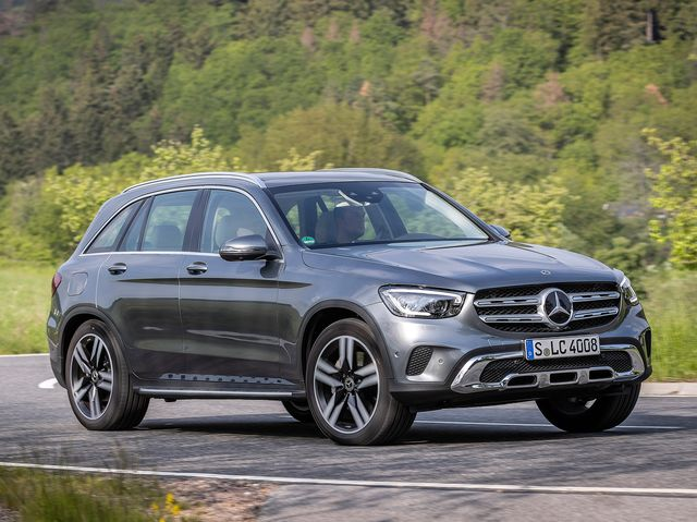 2020 Mercedes-Benz GLC-Class Review, Pricing, And Specs