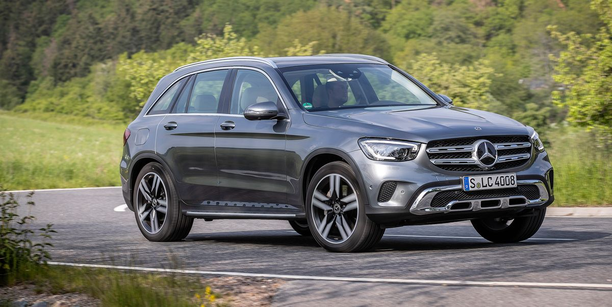 Best Luxury Cars To Lease >> 2020 Mercedes-Benz GLC300 – Updated Compact Luxury SUV