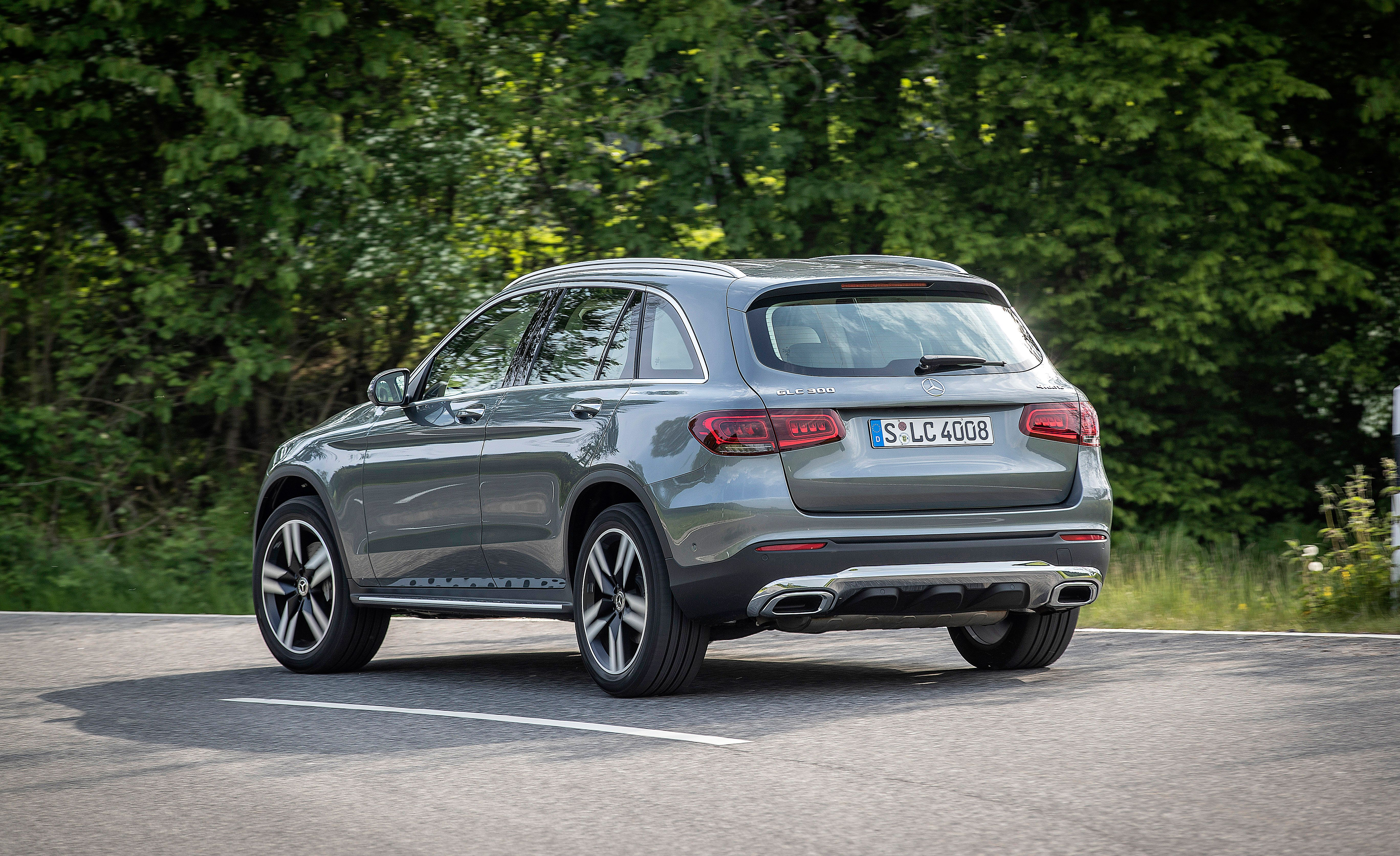 2020 Mercedes – Benz GLC Full Review >> 2020 Mercedes Benz Glc350e Gets Bigger Battery Added Power