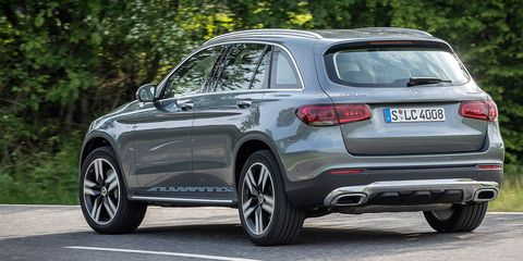 2020 Mercedes-Benz GLC: Update, Changes, More Power, Release >> 2020 Mercedes Benz Glc350e Gets Bigger Battery Added Power