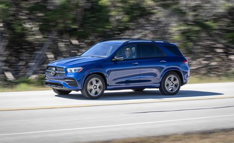 2020 Mercedes Benz Gle Class Suv Adds Clever Tech