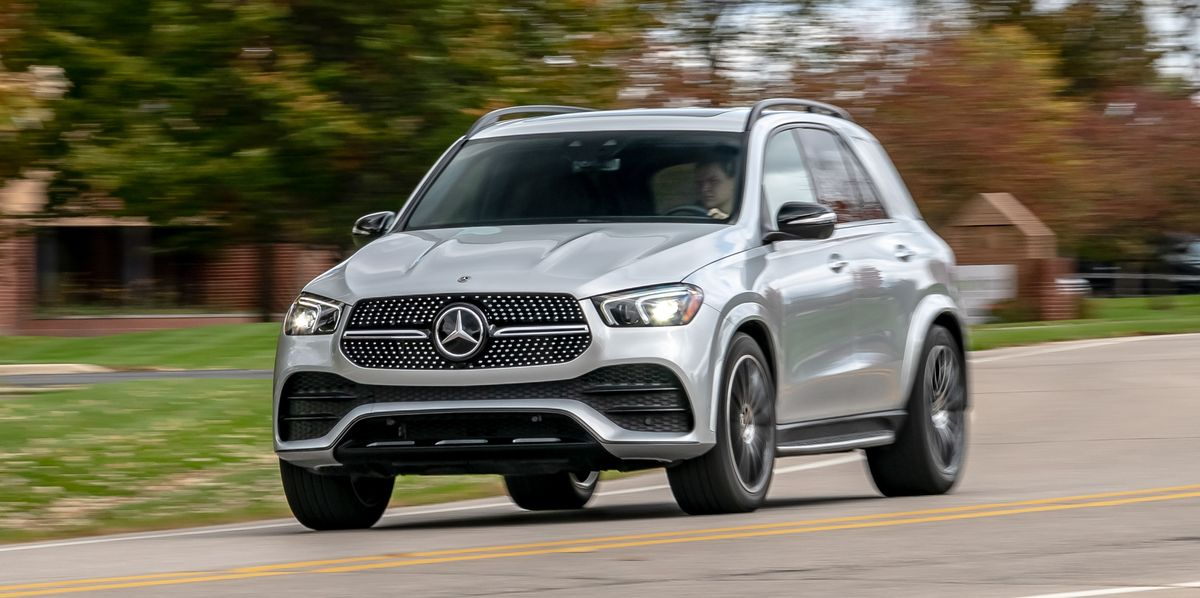 2020 Mercedes Benz Gle350 4matic Rises Above Its Modest Station