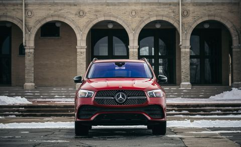 2020 Mercedes Benz Gle Design Specs >> 2020 Mercedes Benz Gle450 4matic A Much Improved Luxury Ute