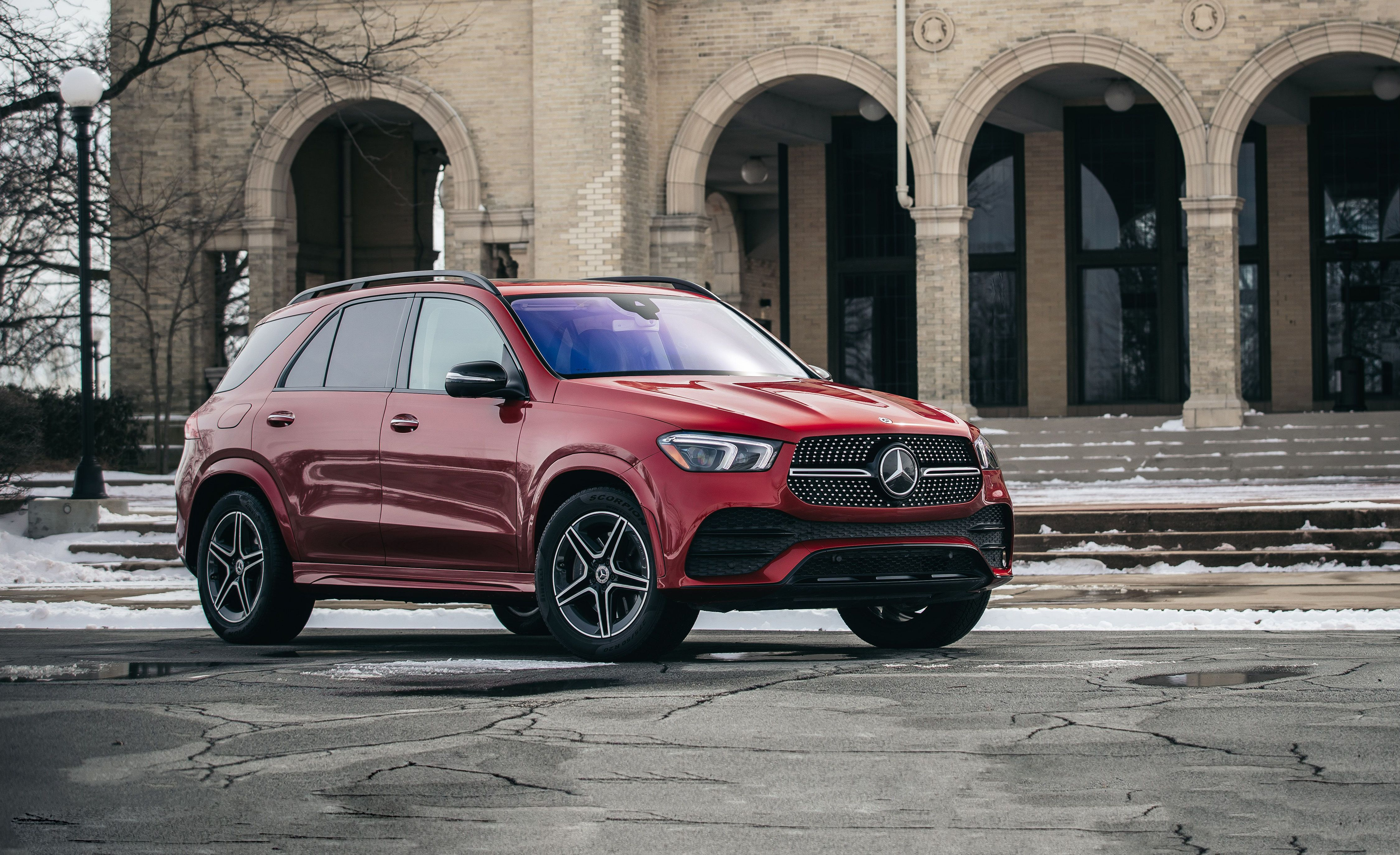 2020 Mercedes Benz Gle Class Review Pricing And Specs