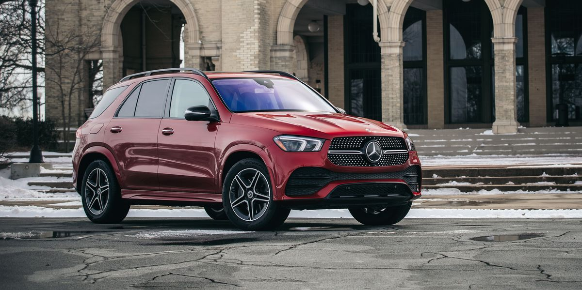 2020 Mercedes-Benz GLE-Class Review, Pricing, and Specs
