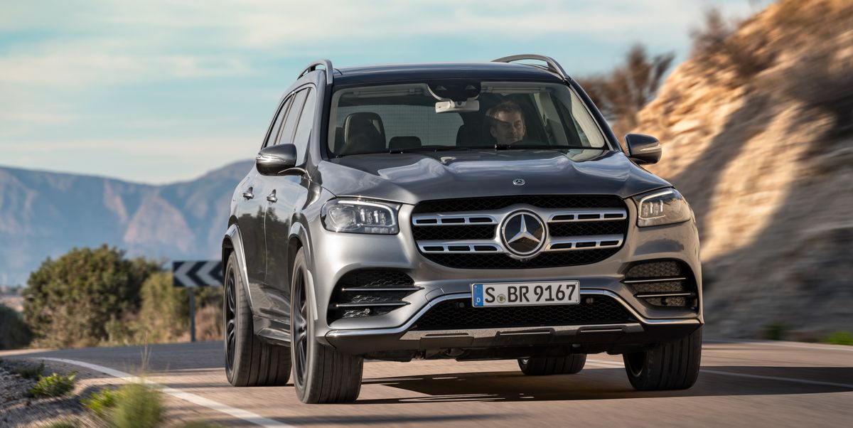 2020 Mercedes-Benz GLS450 Pricing Released – More Expensive, More Features