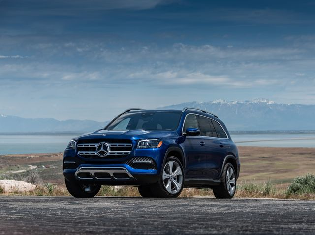 2020 Mercedes-Benz GLS-Class Review, Pricing, And Specs