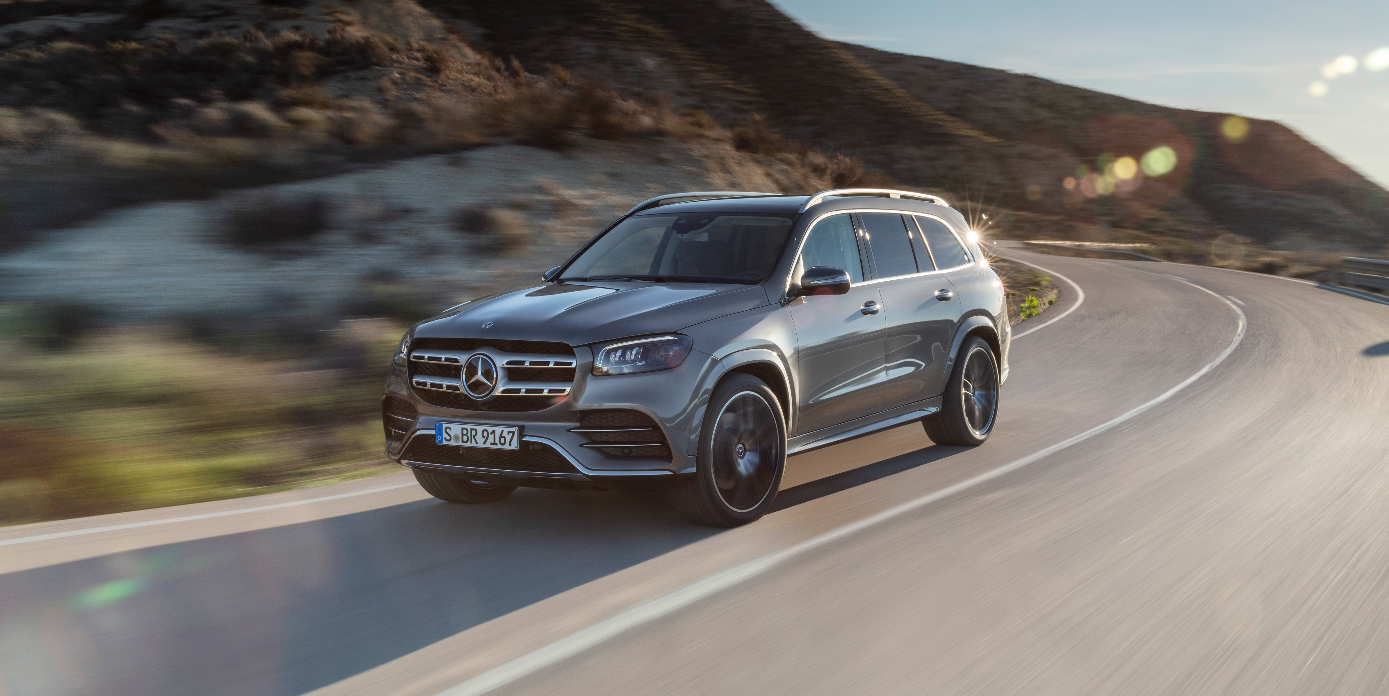 The 2020 Mercedes-Benz GLS Is Even More of an S-Class SUV