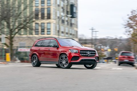 2020 Mercedes-Benz GLS580 4Matic front