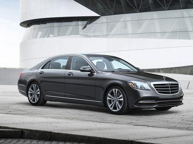 Mercedes benz s class 2020