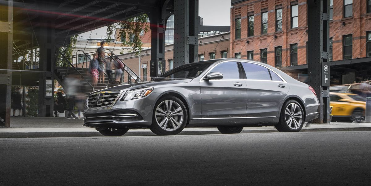 2020 Mercedes-Benz S-Class Review, Pricing, and Specs