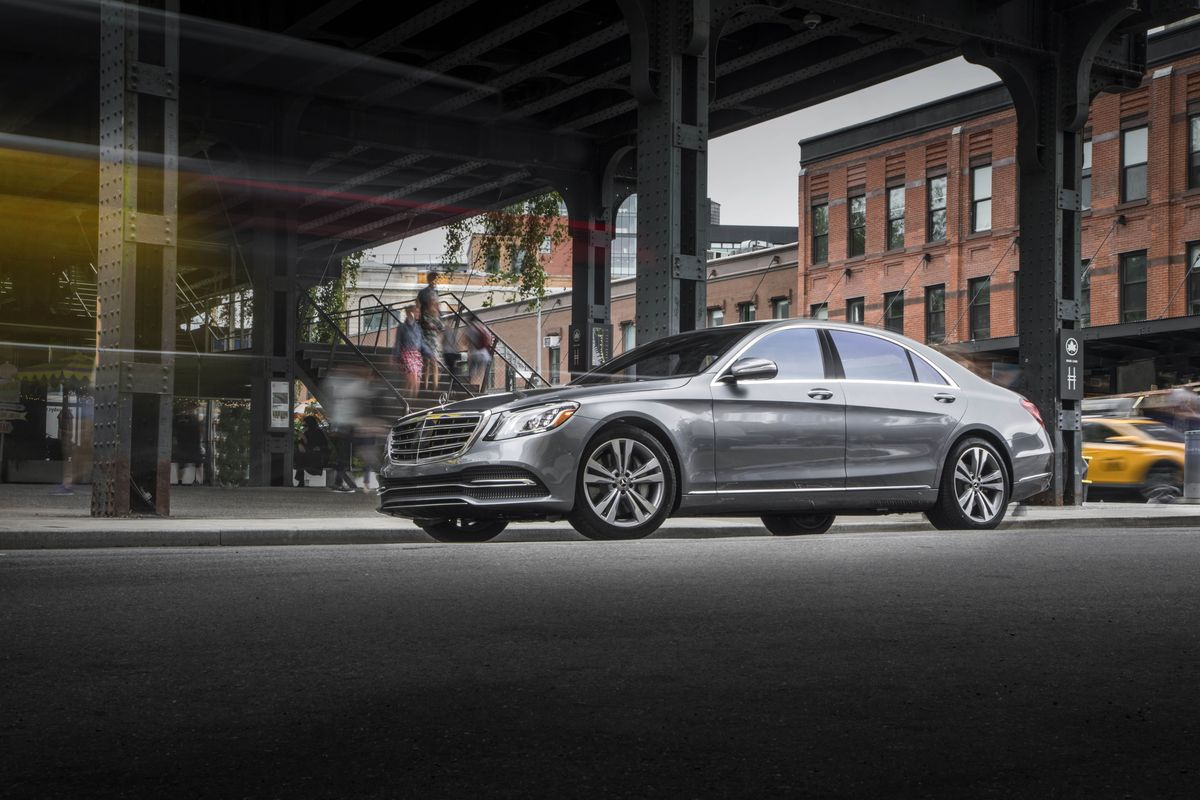 2020 Mercedes Benz S Class Review Pricing And Specs