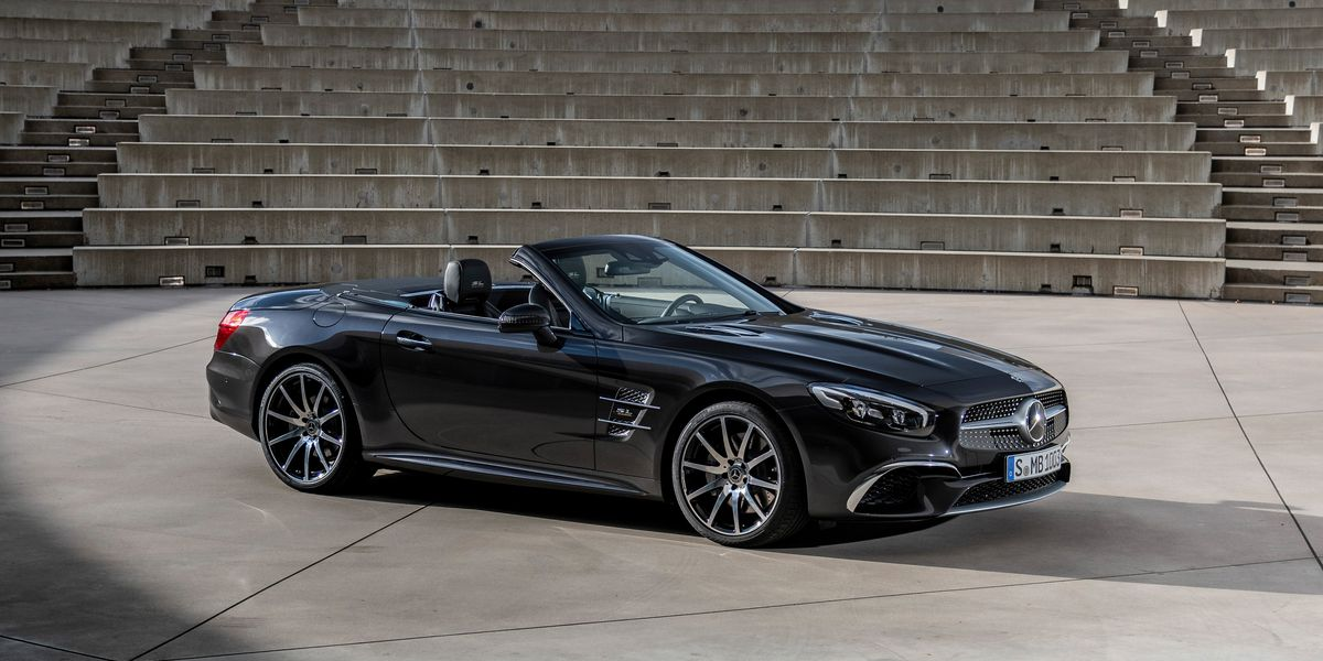 2020 Mercedes-Benz SL Grand Edition — Special Two-Seat ...