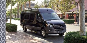 2020 Mercedes-Benz Sprinter front
