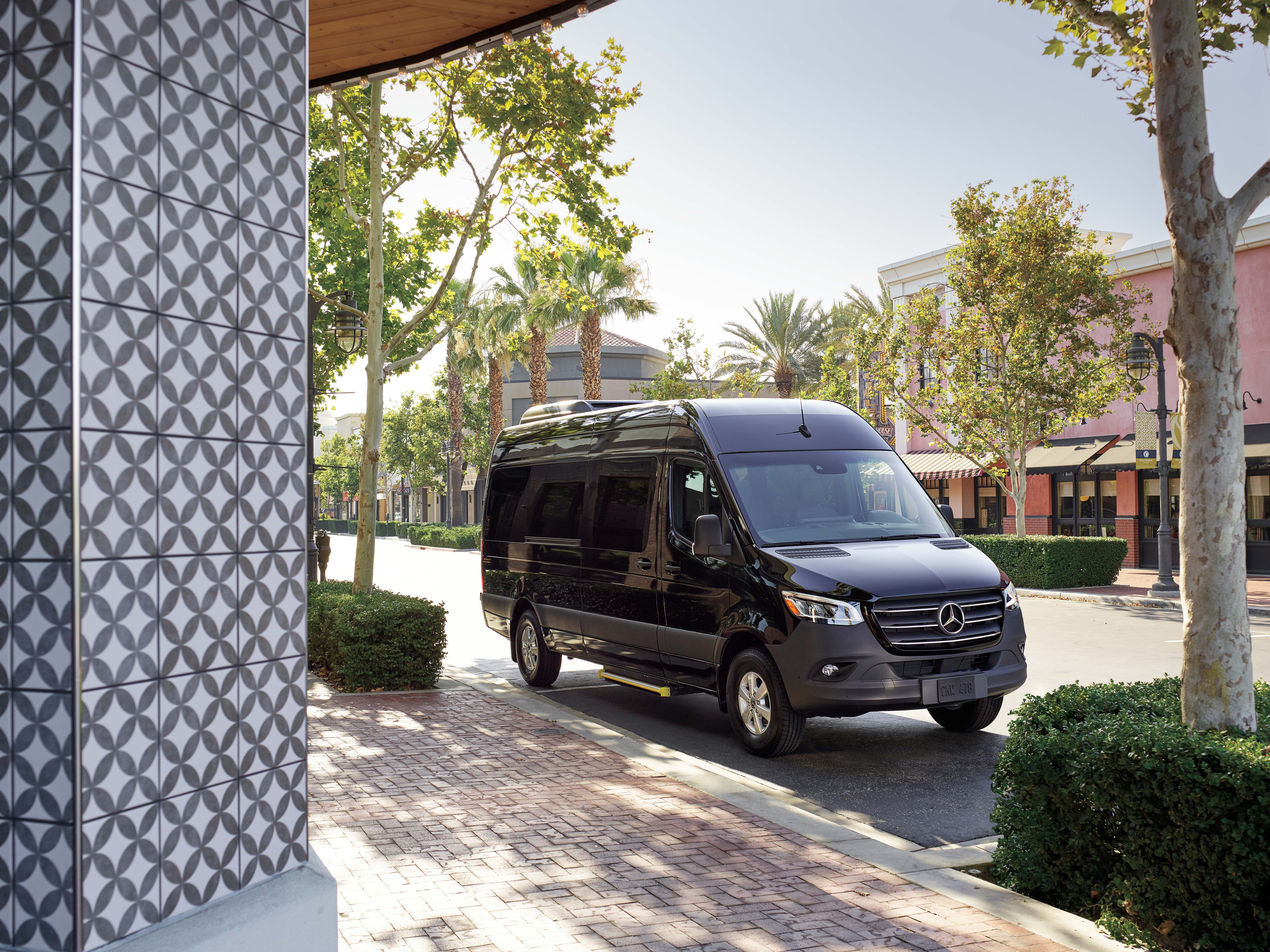 2020 Mercedes Benz Sprinter Review Pricing And Specs
