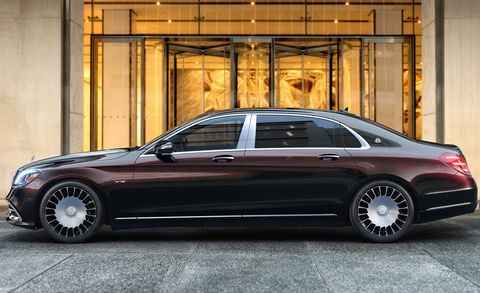 2020 Mercedes-Maybach S560/S650