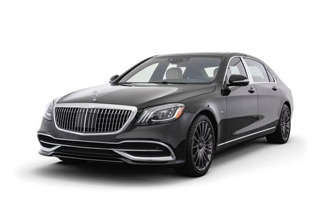 2020 mercedes maybach s650 night edition