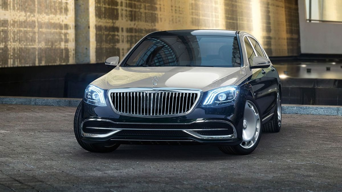 2020 Mercedes Maybach S560 S650 Review Pricing And Specs
