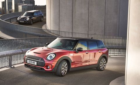 The 2020 Mini Cooper Clubman Is Updated Photos Details