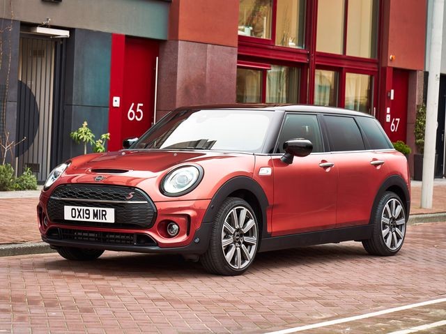2020 Mini Cooper S Clubman Review