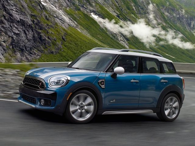 2020 Mini Cooper Countryman S Review Pricing And Specs