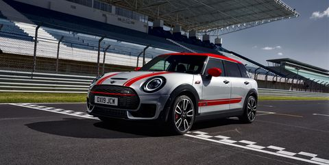 The 2020 Mini JCW Countryman and Clubman Get More Power