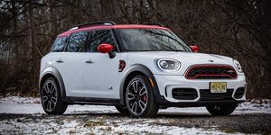 2020 Mini Cooper Countryman front