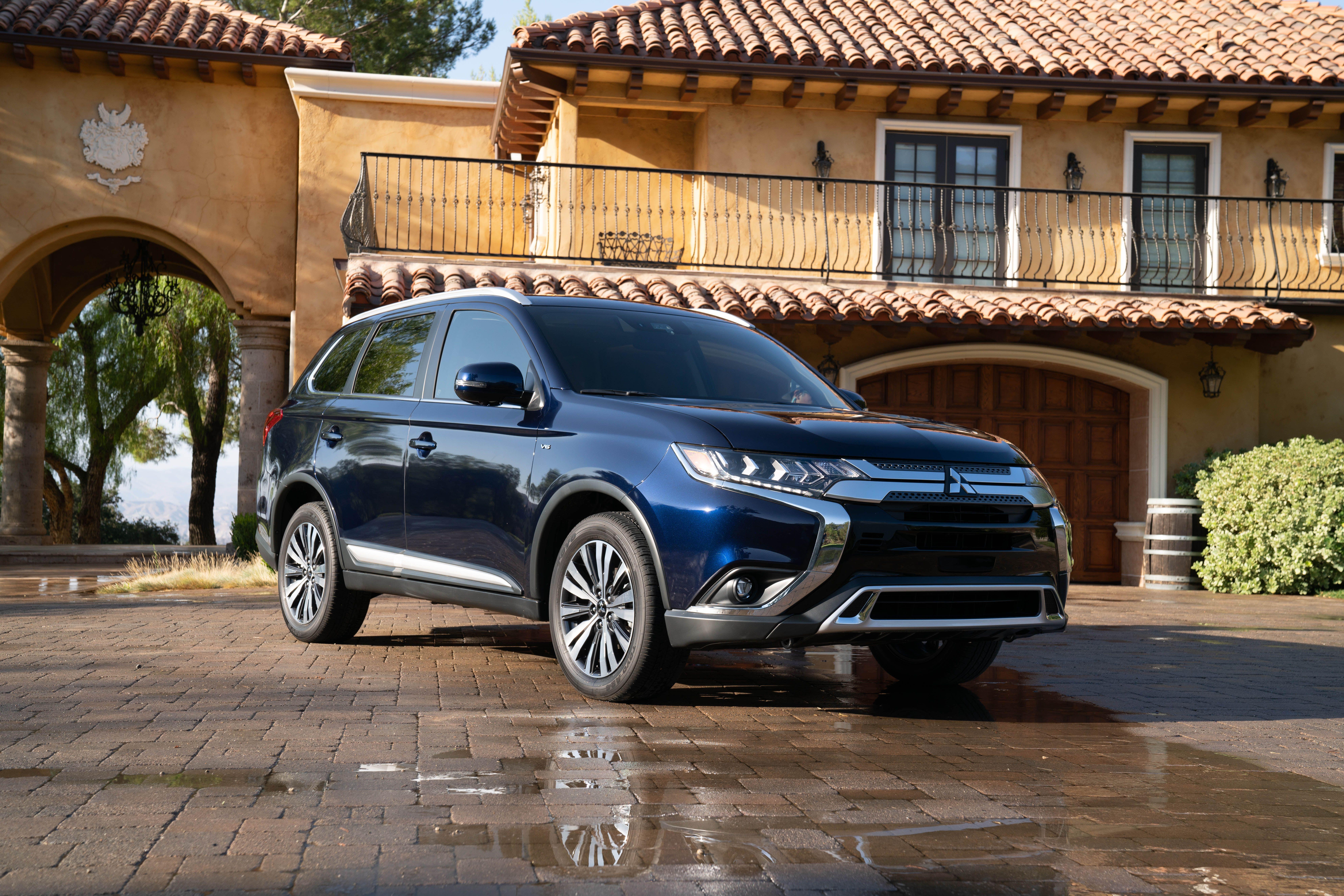2020 Mitsubishi Outlander Gt Review