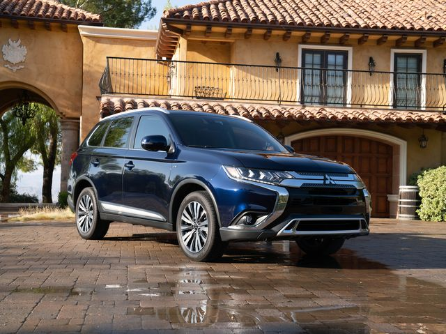 2020 Mitsubishi Outlander Review Pricing And Specs