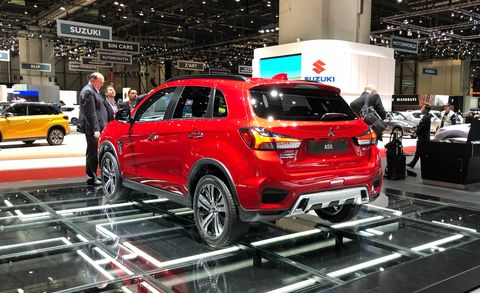2020 Mitsubishi Outlander Sport Light Updates Make A Big Impact