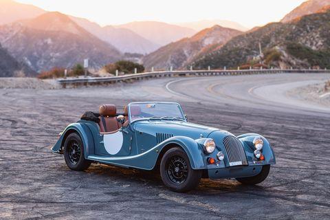 Land vehicle, Vehicle, Car, Classic car, Vintage car, Antique car, Classic, Coupé, Sports car, Morgan +4,