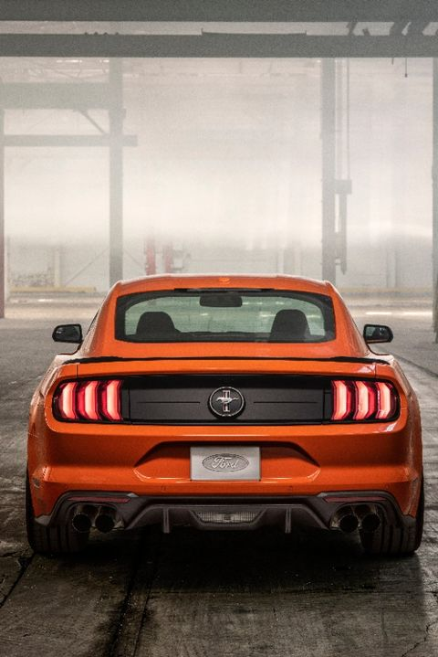 2020 Ford Mustang Ecoboost Gets Slew Of Upgrades From Ford