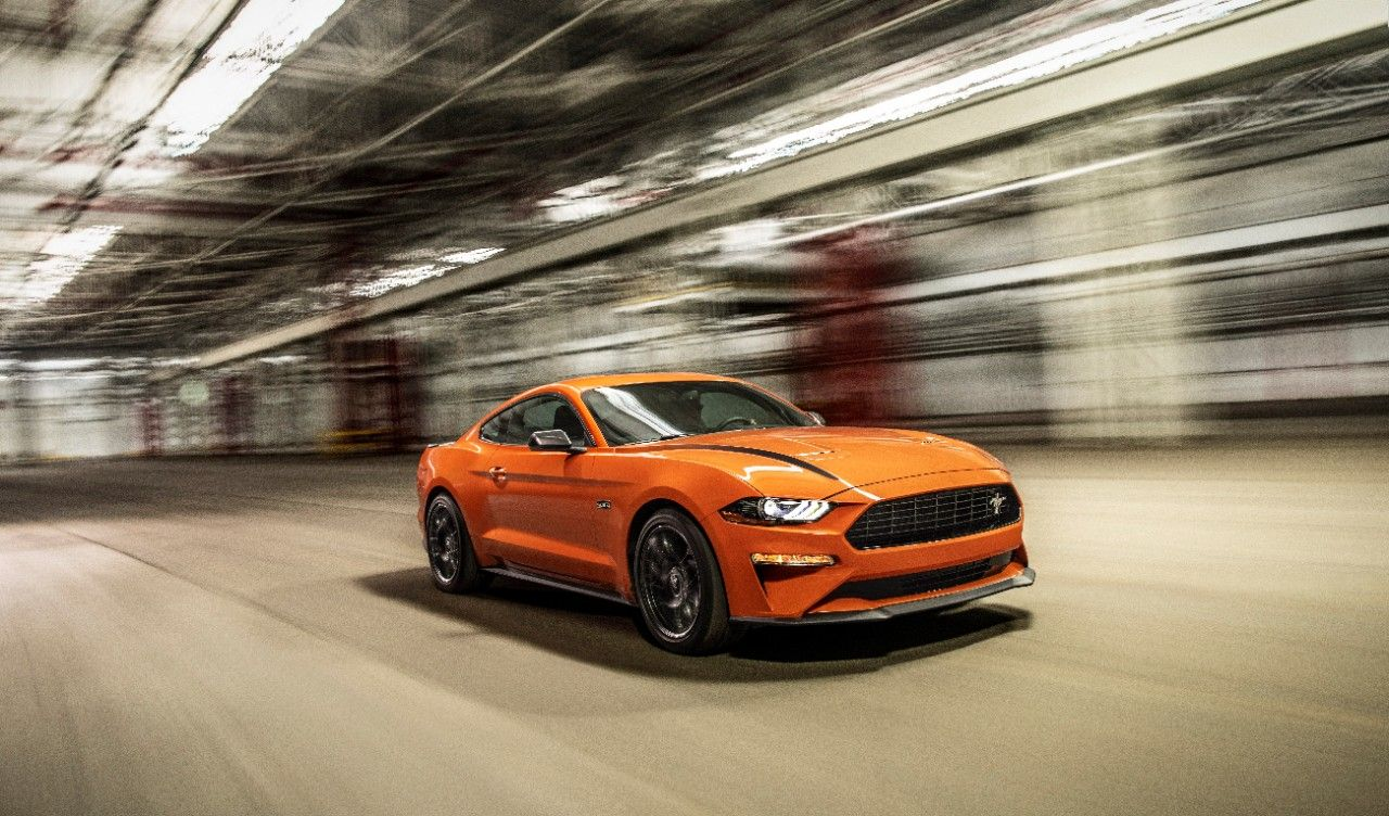 Why this 330 hp mustang ecoboost isnt called the mustang rs