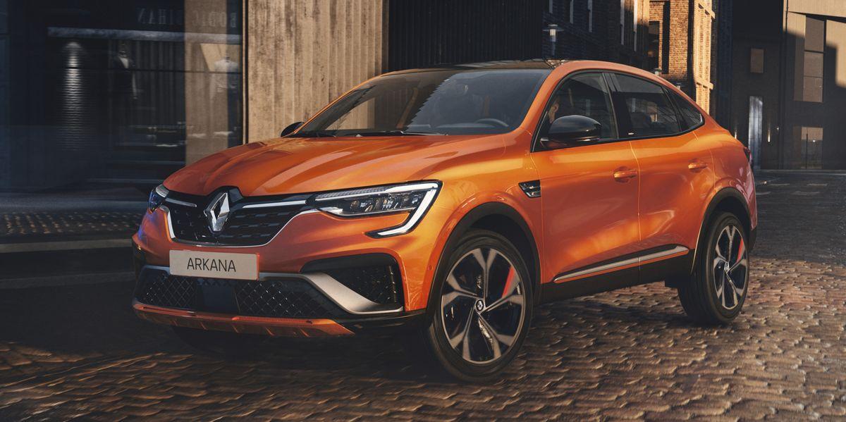 Renault Arkana 2021: Por fin en Europa