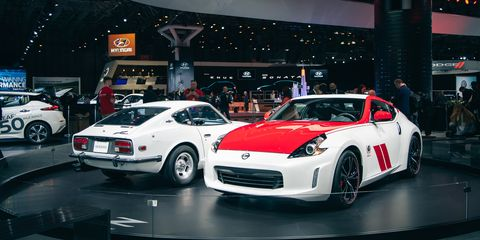 Nyc Auto Show 2020.New York International Auto Show