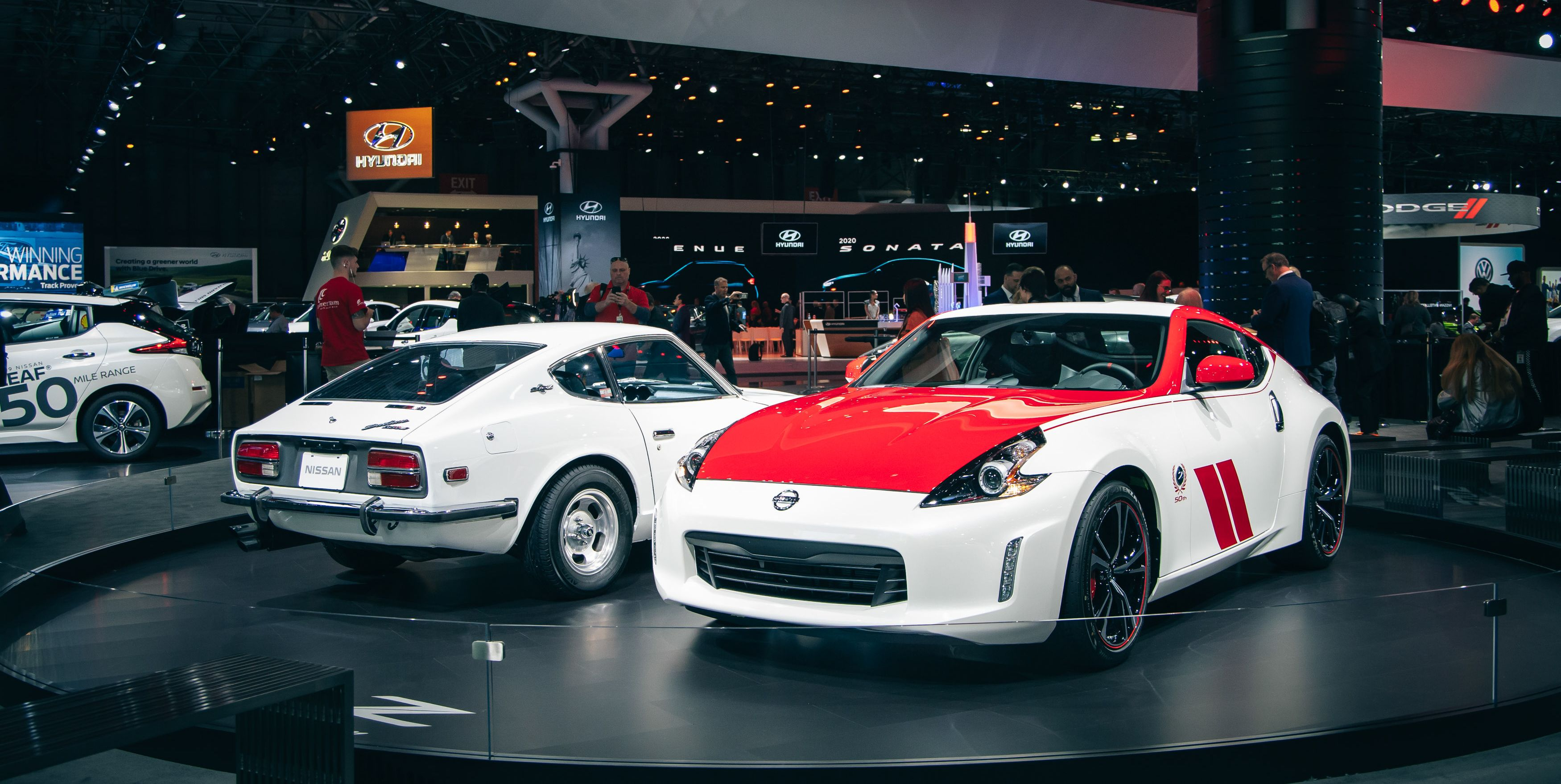 The 2020 Nissan 370Z Commemorates 50 Years with a $2600 Special Anniversary Edition