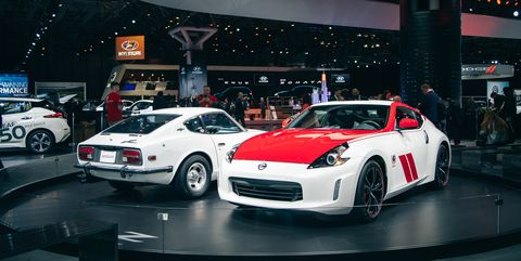 2020 Nissan 370z 50th Anniversary Edition Details Specs