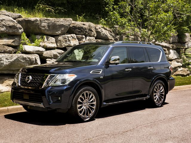 2018 nissan armada reviews