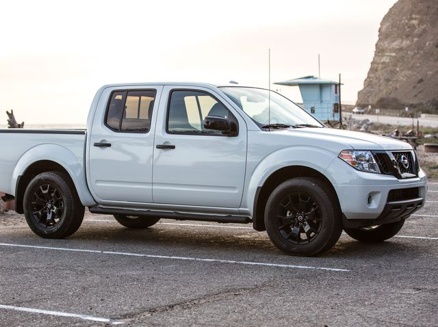 2020 Nissan Frontier Review Pricing And Specs