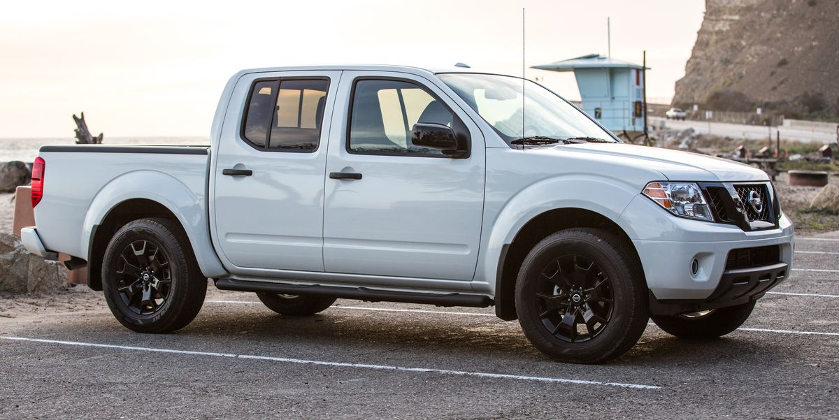2020 Nissan Frontier Review, Pricing, and Specs