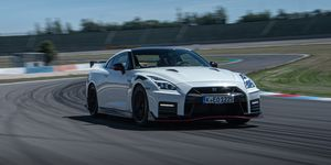 2020 Nissan GT-R NISMO front