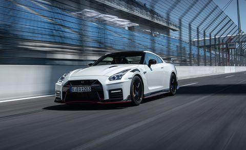 2020 Nissan GT-R NISMO Shows Godzilla Is Still Evolving