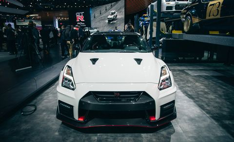Land vehicle, Vehicle, Car, Automotive design, Auto show, Sports car, Supercar, Motor vehicle, Performance car, Nissan gt-r,