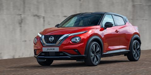 View Photos of the 2020 Nissan Juke