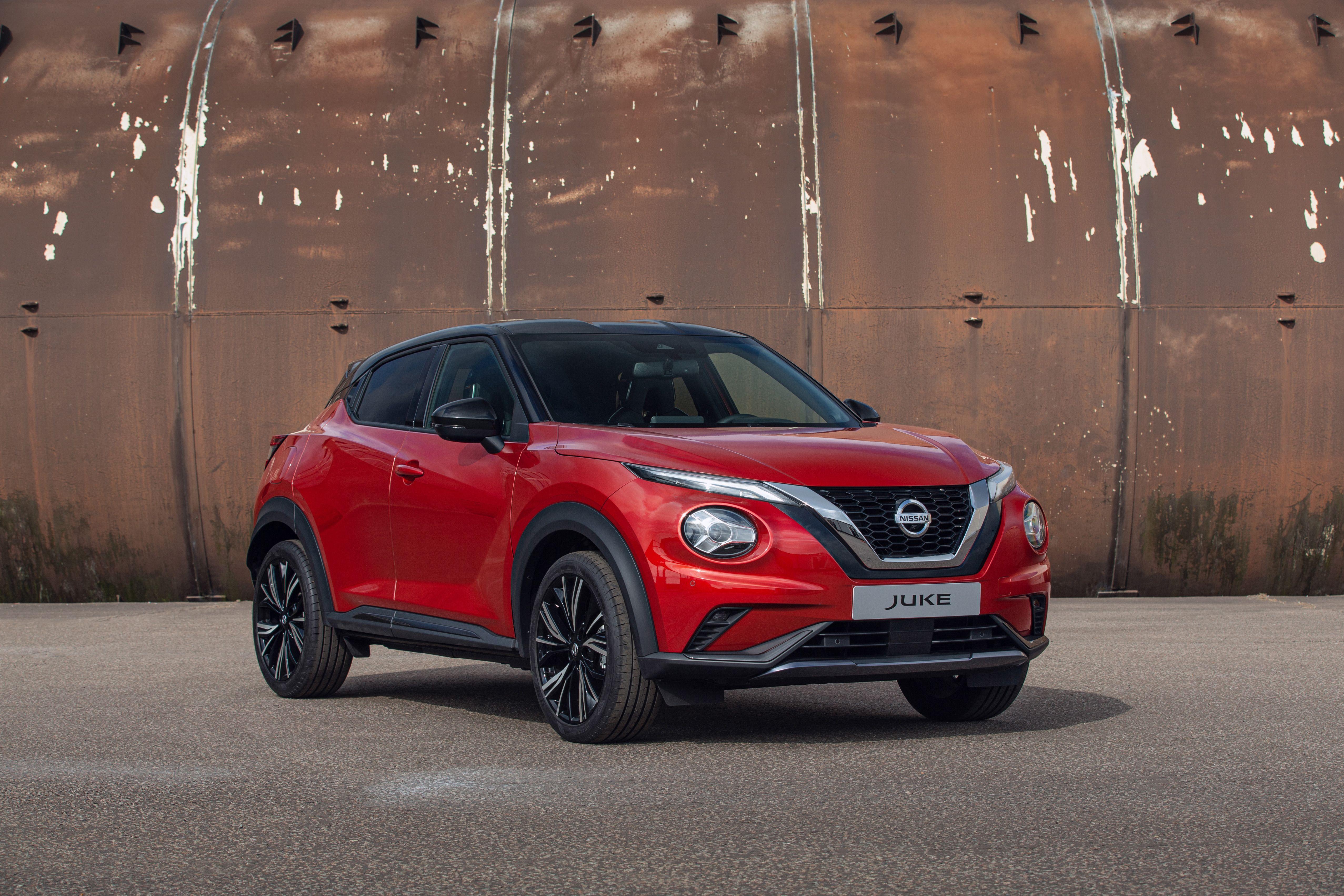 2020 Nissan Juke Specs, New Engine, Changes >> 2020 Nissan Juke Is Every Bit As Weird As Ever
